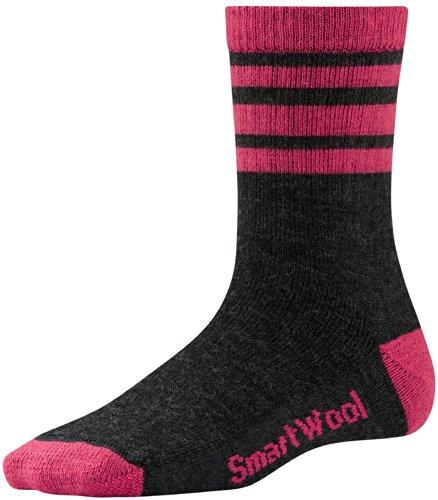 Smartwool-Damen-Socken-Womens-Striped-Hike-Medium-Crew-CharcoalPunch-S-BSW145003