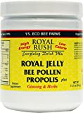 Freeze Dried Royal Jelly + Pollen, Propolis, Ginseng & Herbs - 21,700mg YS Eco