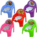 CHILDRENS POTTY CHAIR EASY CLEAN KIDS...