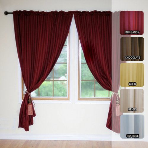 Interior Design Inspiration : HOTEL COLLECTION-Thermal Blackout Window Curtain 84