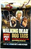Walking Dead Season 2 Dog Tag, Stick & Carabiner Pack [Random Character]