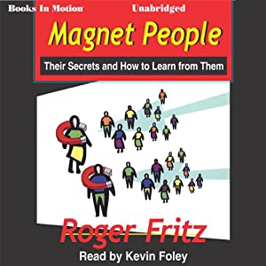 Magnet People Audiobook