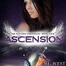 Ascension Audiobook by S. J. West Narrated by Brittany Pressley