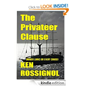 The Privateer Clause (Marsha & Danny Jones Thriller)