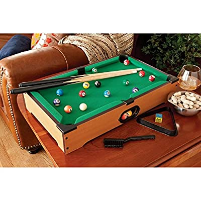 Mainstreet Classic Table Top Billiards