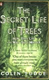 Cover of The Secret Life of Trees by Colin Tudge 0141012935