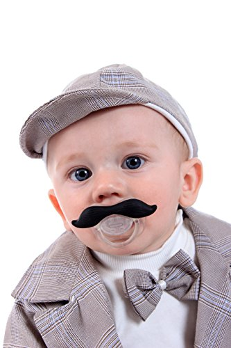 Mustache-Pacifier-Unique-Baby-Shower-Gifts-Funny-Pacifiers-for-Boys-and-Girls