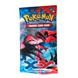 Pokemon XY Trading Card Game Booster Pack - One (1) Pack