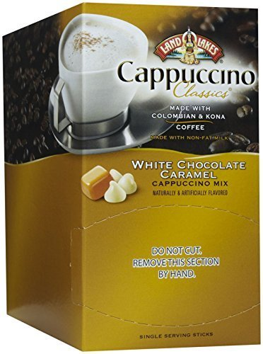 land-o-lakes-classic-white-chocolate-caramel-cappuccino-sticks-063-oz-18-ct-by-united-natural-foods-