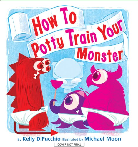 How To Potty Train Your Monster front-18244