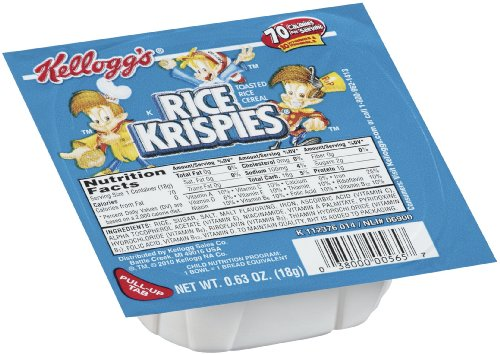 Rice Krispies Toasted Rice Cereal, 0.63