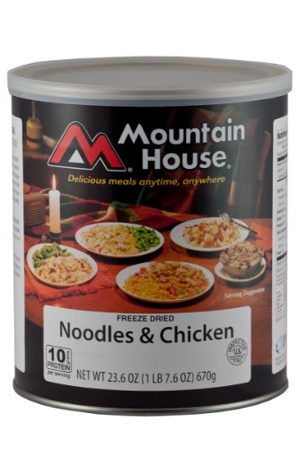 Mountain House Noodles and Chicken image