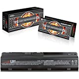 LB1 High Performance Laptop Battery for Compaq Presario CQ56-115DX CQ56-200 , Fits: 593554-001 HSTNN-CBOX