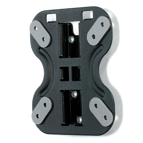 Masterplug Ross Neo LNF100-RO Fixed Flat to Wall Wall Mount Bracket for 13-23 inch LCD, Monitor and TV Black