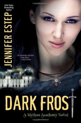 Image of Dark Frost (Mythos Academy)