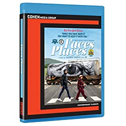 Faces Places [Blu-ray]