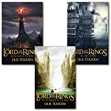 J.R.R. Tolkien The Lord of the Rings Collection 3 Books Set By J.R.R. Tolkien.