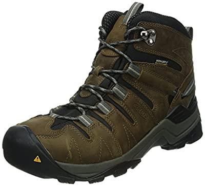 KEEN Men's Gypsum Mid Waterproof Hiking Boot