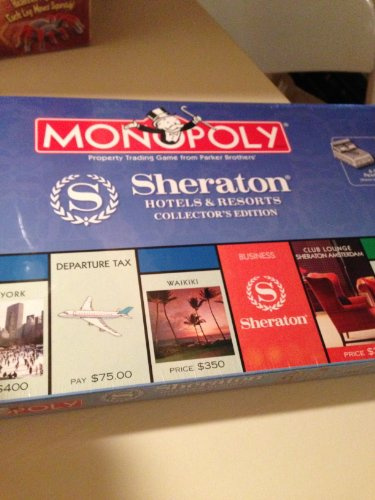 monopoly-sheraton-hotels-resorts-collectors-edition