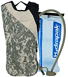 Code Alpha Hydrapak w 100oz. Reservoir Army Digital Camoufalge One Size