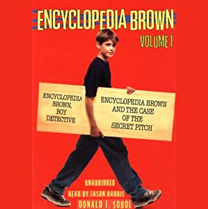 Encyclopedia Brown Mysteries: Volume 1 | [Donald J. Sobol]