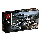 Platz 6: LEGO Technic 42046 - Fluchtfahrzeug