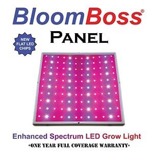 BloomBoss PANEL Enhanced Spectrum 32 Watt LED Grow Light
