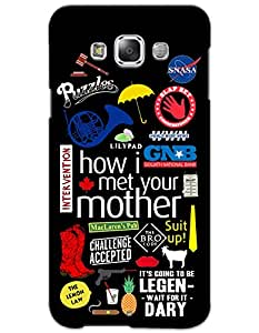 How I Met Your Mother case for Samsung Galaxy A5 (2015)