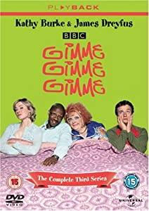 Gimme Gimme Gimme: The Complete Series 3 [DVD]