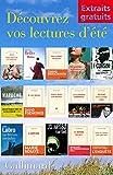Extraits gratuits - Lectures d'�t� Gallimard
