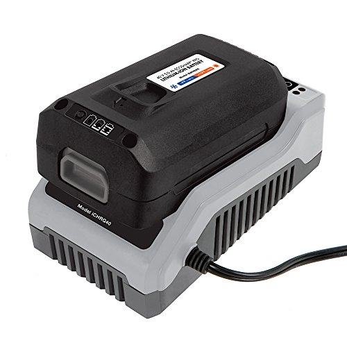 Sun Joe iON PRO 40 V 5.0 Ah EcoSharp Lithium-Ion Battery image
