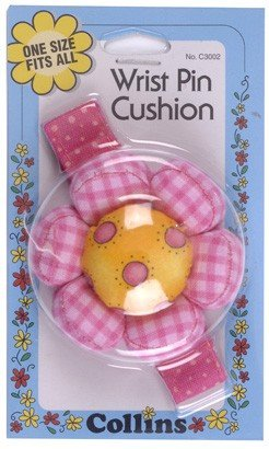 Daisy Wrist Pin Cushion by Collins