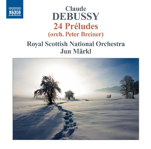 Buy Debussy: Prludes, Books 1 &amp; 2 (orch. Breiner) From amazon
