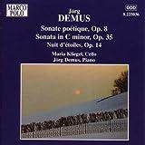Demus: Sonate Poetique / Sonata In C Minor