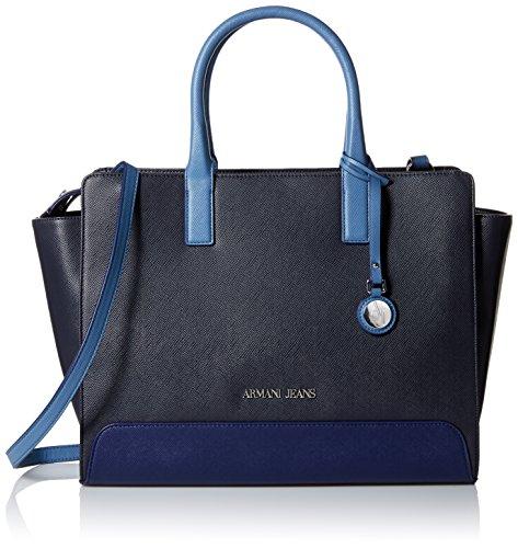 Armani Jeans 922570 Shopping Donna Blu Pz