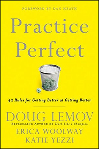 Practice Perfect: 42 Rules for Getting Better at Getting Better (Practice Like A Champion compare prices)