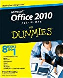img - for Office 2010 All-In-One for Dummies   [OFFICE 2010 ALL IN 1 FOR DUMMI] [Paperback] book / textbook / text book