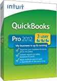 QuickBooks Pro 3-User 2012 [OLD VERSI