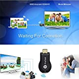 """Berry *Offer* Buy And Get One Five Layer Hanging Shoe Rack Free Worth Rs 799 Anycast TV Stick Miracast Wifi Smart Dongle DLNA Airplay HDMI 1080P Dongle Receiver Support Mac IOS Android """"Free Selfie Flash(Random Color May Be Shipped)"""""""