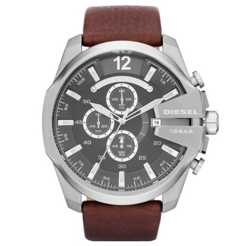 Diesel DZ4290 Mens MEGA CHIEF Chronograph Watch