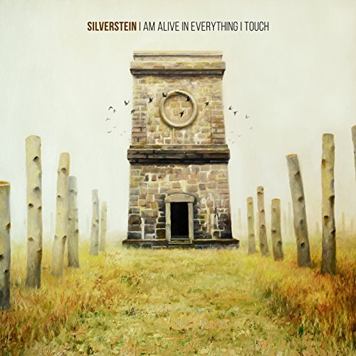 SILVERSTEIN - I AM ALIVE IN EVERYTHING I TOUCH (W/DVD) (COLV)