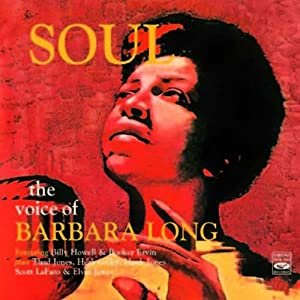 Soul. The Voice of Barbara Long (+Gypsy)
