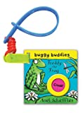 Axel Scheffler Buggy Buddy: Freddy the Frog (Sound Button Buggy Buddies)