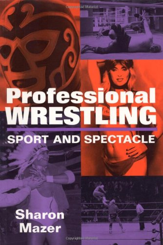 an analysis of the spectacle of wrestling In 1972, the literary theorist roland barthes wrote an essay in which he called  wrestling the pure gesture which separates good from evil and.