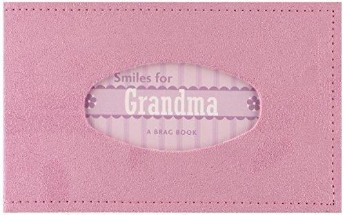 The Grandparent Gift Co. Grandma Brag Book