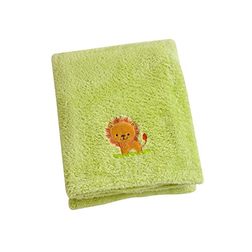 Little Me Baby Blanket, Lion - 1