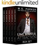Unlawful Attraction: The Complete Box Set: Alpha Billionaire Romance