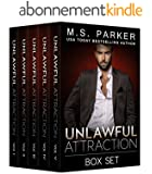 Unlawful Attraction: The Complete Box Set: Alpha Billionaire Romance (English Edition)