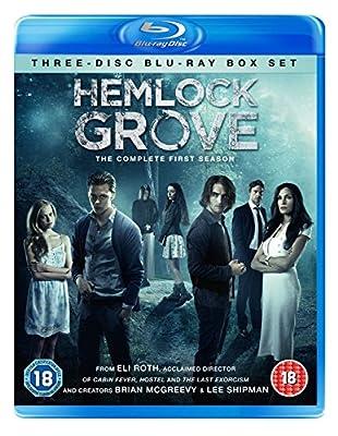 Hemlock Grove - The Complete First Season [Blu-ray]