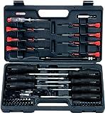 KS Tools 911.2150 Ergotorque Schraubendreher und Bit-Satz